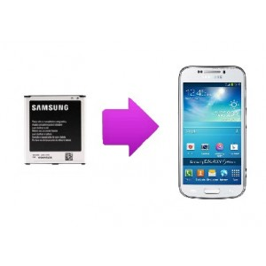 Changement batterie SAMSUNG Galaxy S4 Zoom