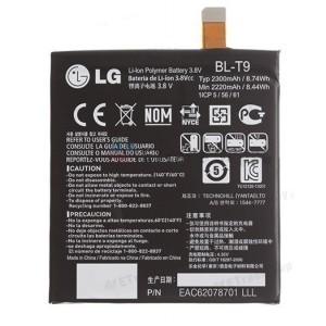 Changement batterie LG Optimus G2 (D805)
