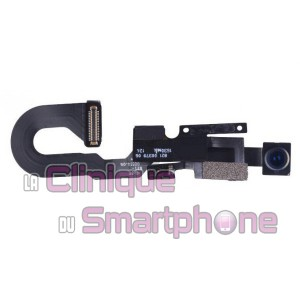 Remplacement caméra avant et capteur de proximité iPhone 7