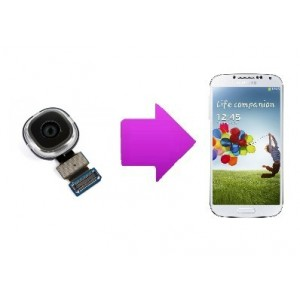 Changement Camera arriere  SAMSUNG Galaxy S4 - I9505