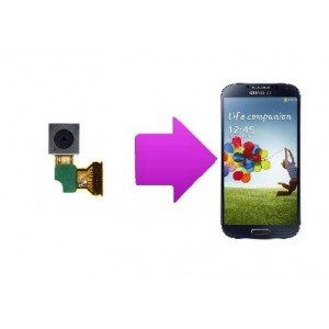 Changement Camera arriere  SAMSUNG Galaxy S4  mini - I9195