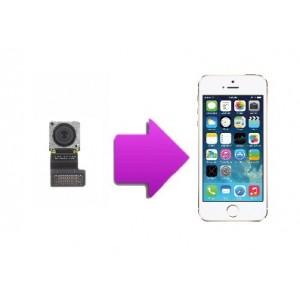 Changement caméra  arrière iphone 5S