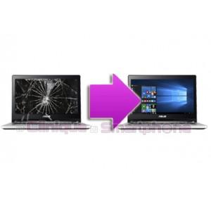 Changement bloc écran Asus TP500LA