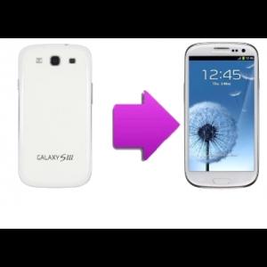 Changement cache batterie pour SAMSUNG Galaxy S3 - i9300