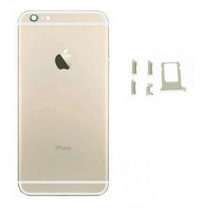 Chassis coque arrière iPhone 6 / 6 Plus avec logo