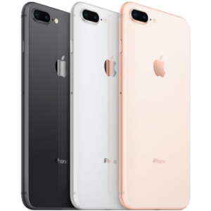 Remplacement chassis arrière pour Iphone 8+