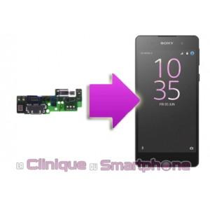 Remplacement connecteur de charge/micro Sony E5