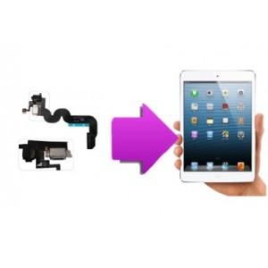 Changement connecteur de charge iPad mini 2 retina