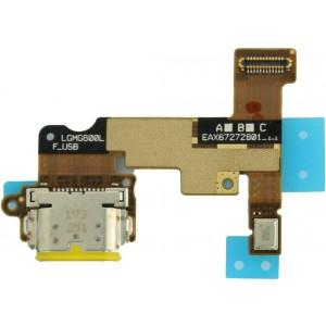 Remplacement connecteur de charge LG G6
