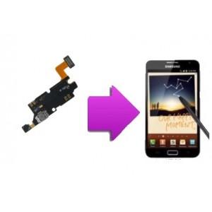 Changement  connecteur de charge  SAMSUNG Galaxy Note - N7000
