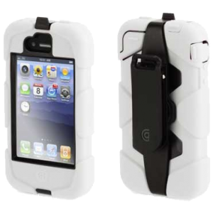 Coque GRIFFIN Survivor iPhone 4/4S