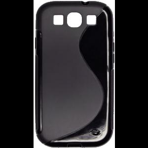 Coque silicone style S Samsung Galaxy S3 - i9300