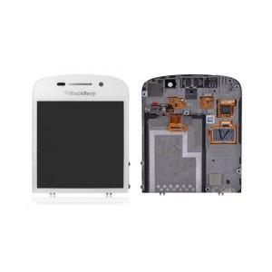Changement bloc LCD + vitre tactile BlackBerry Q10
