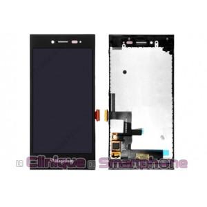 Changement bloc LCD + vitre tactile BlackBerry Z20 Leap