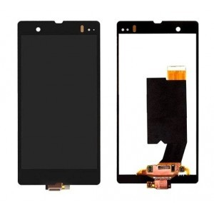Changement LCD + vitre tactile Sony Xperia Z (L36H)