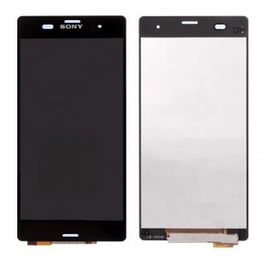 Changement LCD +  vitre tactile  Sony Xperia Z3 (L55T)