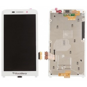 Changement bloc LCD + vitre tactile BlackBerry Z30