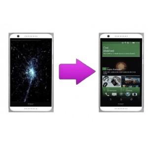 Changement bloc écran complet HTC Desire 820