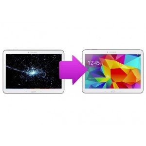 """Changement LCD + Vitre tactile Galaxy Tab S 10.5"""" (T800)"""