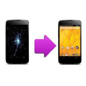 Changement bloc écran Nexus 4