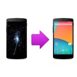 Changement bloc écran LG Nexus 5