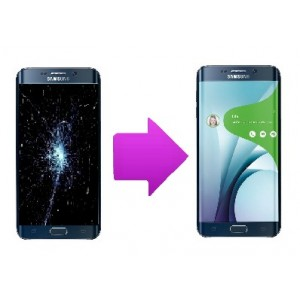 Changement LCD + tactile SAMSUNG Galaxy S6 Edge plus  - G928F