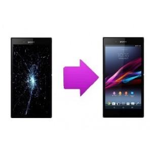 Changement bloc écran Sony Xperia Z2