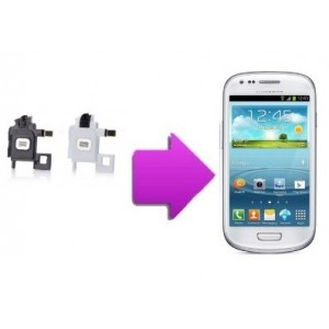 changement  bloc HP  SAMSUNG Galaxy S3 mini  - I8190