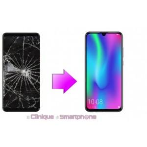 Remplacement Vitre tactile + Ecran LCD pour Honor 10 lite
