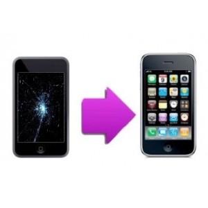 Changement écran LCD iPhone 3G