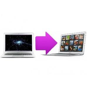 """Changement dalle LCD + films de rétroéclairage MacBook Air 11'' et 13"""""""