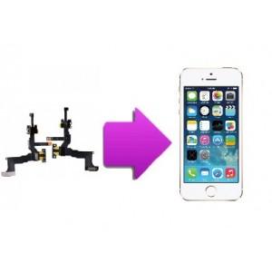 Changement camera Av et capteur de proximité iphone 5S