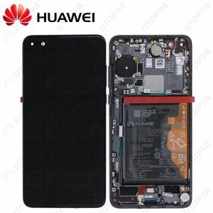Remplacement Vitre Tactile + Ecran Amoled Huawei P40