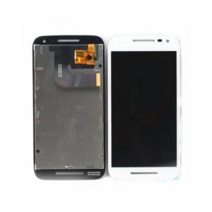 Remplacement Vitre Tactile + Ecran LCD Motorola G3 ( XT1541)