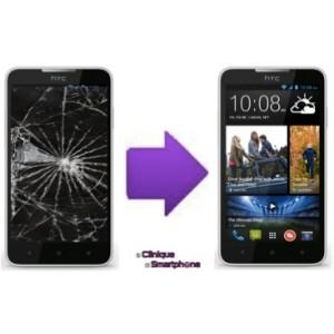 Remplacement Bloc écran (Vitre Tactile + Ecran LCD) HTC desire 516