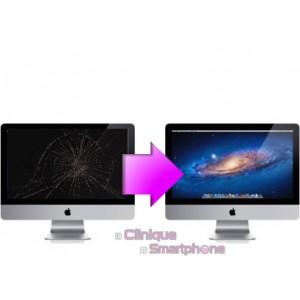 "Remplacement Bloc écran (Vitre + Ecran LCD) iMac 21.5"" (A1311)"