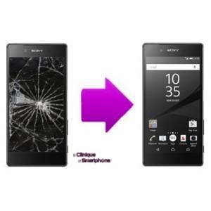 Remplacement Bloc Ecran Sony Xperia Z5 / Compact / Premium à partir de: