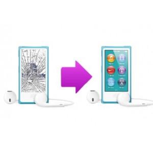 Changement vitre tactile  Ipod Nano 7