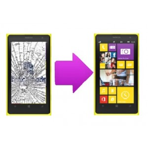 Changement bloc écran Nokia Lumia 1020