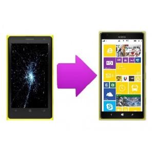 Changement bloc écran Nokia Lumia 1520
